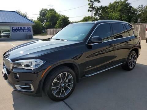 2015 BMW X5 for sale at Kell Auto Sales, Inc - Grace Street in Wichita Falls TX