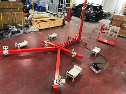 2020 5 Star Auto Body L Frame machine Pull for sale at Kamran Auto Exchange Inc in Chicago IL