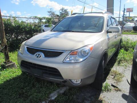 2008 Hyundai Veracruz for sale at Motor Point Auto Sales in Orlando FL