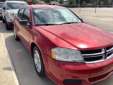 2013 Dodge Avenger for sale at Don Auto World in Houston TX