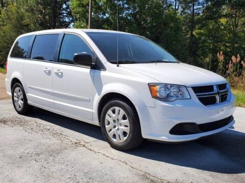 2016 Dodge Grand Caravan for sale at Southeast Autoplex in Pearl MS
