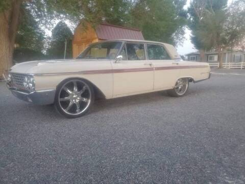 1962 Ford Galaxie 500 for sale at Classic Car Deals in Cadillac MI