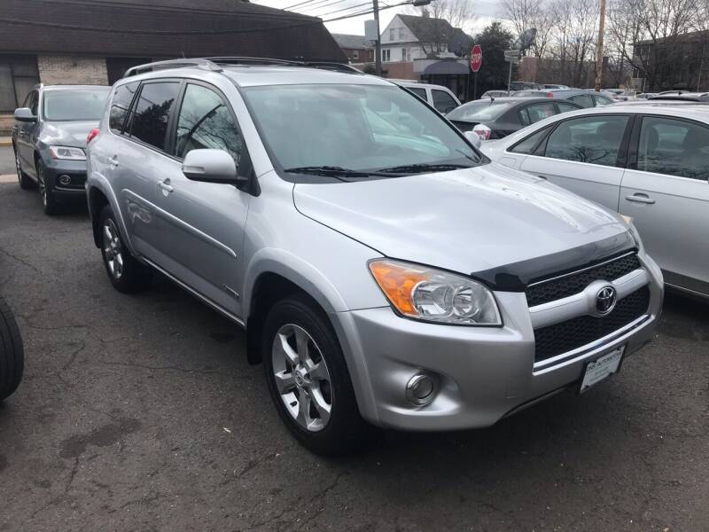 2010 Toyota RAV4 for sale at DNS Automotive Inc. in Bergenfield NJ