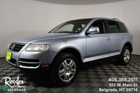 2006 Volkswagen Touareg for sale at Danhof Motors in Manhattan MT