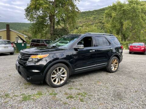 2011 Ford Explorer for sale at Dave's Buy Rite Auto Sales in Hallstead PA