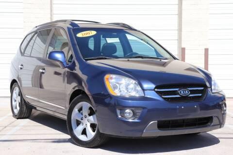 2007 Kia Rondo for sale at MG Motors in Tucson AZ