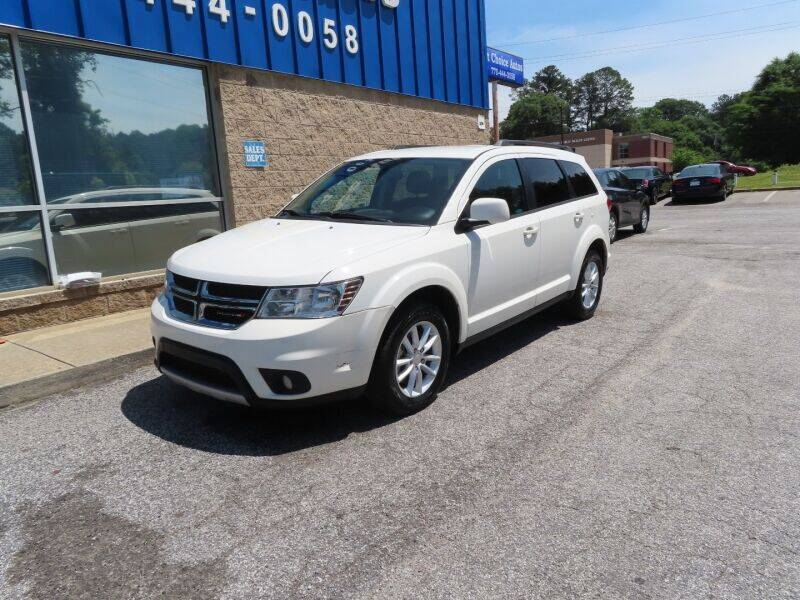 2015 Dodge Journey for sale at Southern Auto Solutions - 1st Choice Autos in Marietta GA