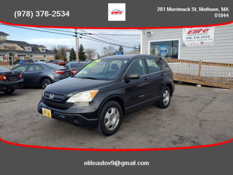 2007 Honda CR-V for sale at ELITE AUTO SALES, INC in Methuen MA