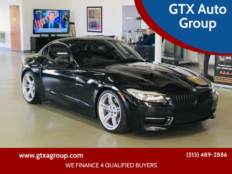 2011 BMW Z4 for sale at GTX Auto Group in West Chester OH