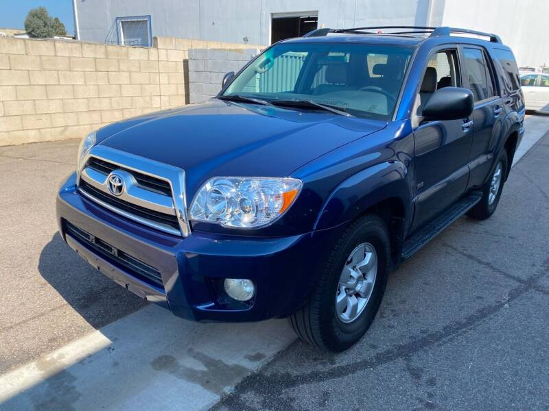 2006 Toyota 4Runner for sale at Cars4U in Escondido CA