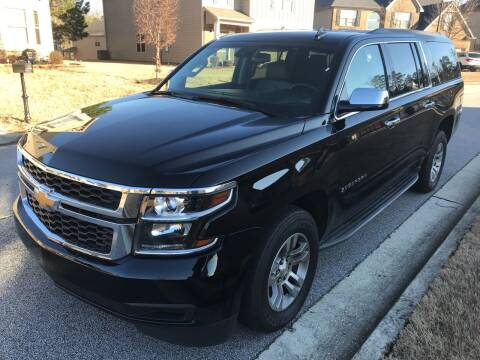 2016 Chevrolet Suburban for sale at Elite Motor Brokers in Austell GA
