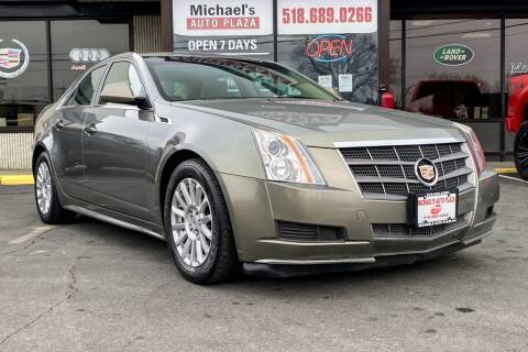 2011 Cadillac CTS for sale at Michaels Auto Plaza in East Greenbush NY