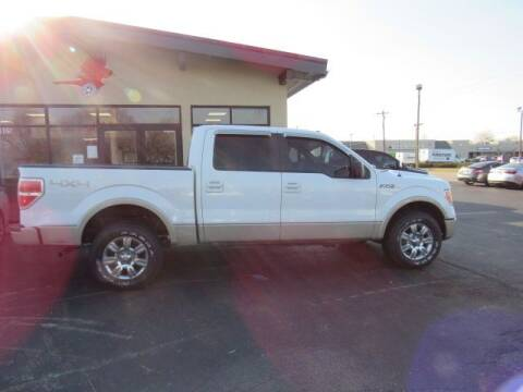 2009 Ford F-150 for sale at Cardinal Motors in Fairfield OH