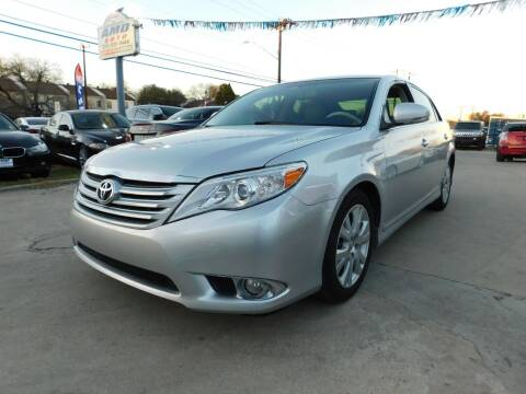 2011 Toyota Avalon for sale at AMD AUTO in San Antonio TX
