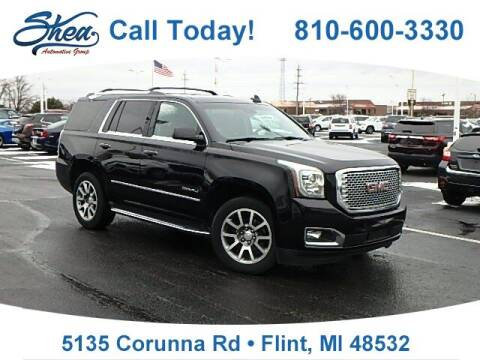 2015 GMC Yukon for sale at Jamie Sells Cars 810 - Linden Location in Flint MI
