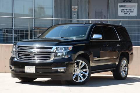 2015 Chevrolet Tahoe for sale at Milpas Motors in Santa Barbara CA