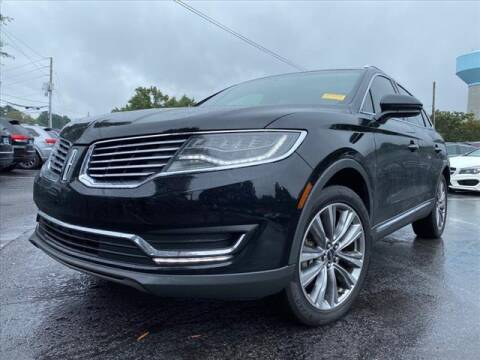 2016 Lincoln MKX for sale at iDeal Auto in Raleigh NC