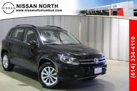2018 Volkswagen Tiguan Limited for sale at Auto Center of Columbus in Columbus OH
