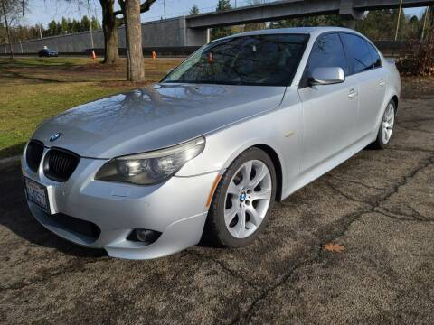 2009 BMW 5 Series for sale at EXECUTIVE AUTOSPORT in Portland OR
