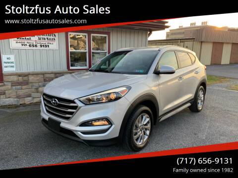 2017 Hyundai Tucson for sale at Stoltzfus Auto Sales in Lancaster PA