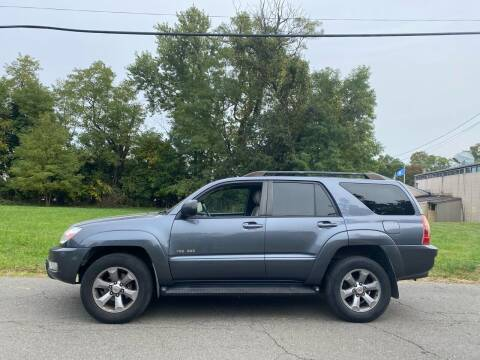 2005 Toyota 4Runner for sale at Bluesky Auto in Bound Brook NJ