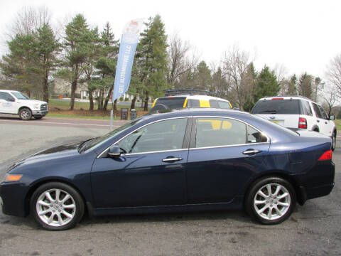 2006 Acura TSX for sale at GEG Automotive in Gilbertsville PA