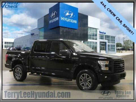 2016 Ford F-150 for sale at Terry Lee Hyundai in Noblesville IN