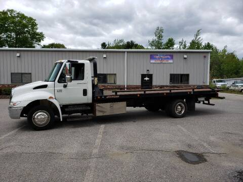 2006 International 4300 for sale at GRS Auto Sales and GRS Recovery in Hampstead NH