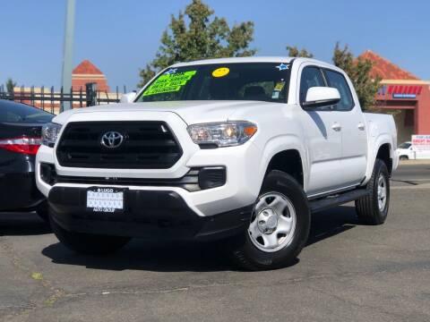 2017 Toyota Tacoma for sale at LUGO AUTO GROUP in Sacramento CA