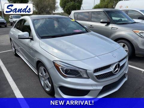 2015 Mercedes-Benz CLA for sale at Sands Chevrolet in Surprise AZ