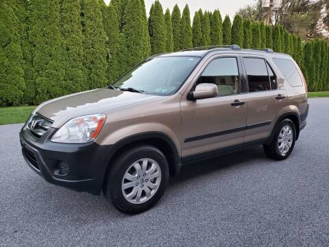 2006 Honda CR-V for sale at Kingdom Autohaus LLC in Landisville PA