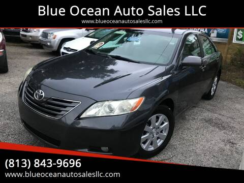 2007 Toyota Camry for sale at Blue Ocean Auto Sales LLC in Tampa FL