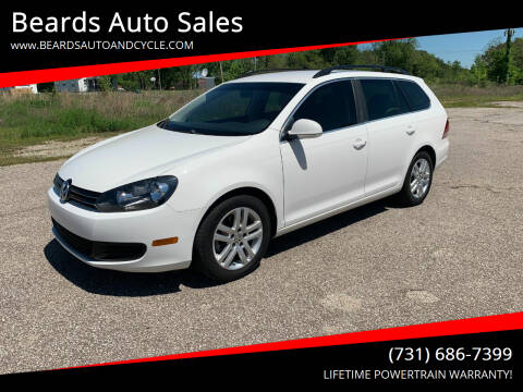 2013 Volkswagen Jetta for sale at Beards Auto Sales in Milan TN