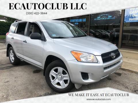 2011 Toyota RAV4 for sale at ECAUTOCLUB LLC in Kent OH