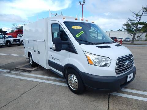2016 Ford Transit Cutaway for sale at Vail Automotive in Norfolk VA