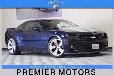 2012 Chevrolet Camaro for sale at Premier Motors in Hayward CA