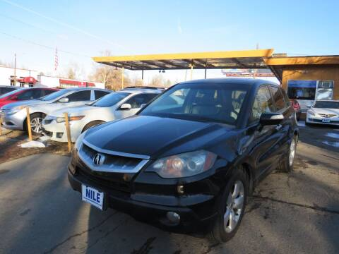 2009 Acura RDX for sale at Nile Auto Sales in Denver CO