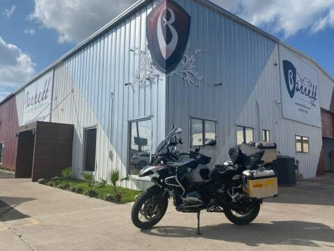 2017 BMW GS R1200 Adventure for sale at Barrett Bikes LLC in San Juan TX