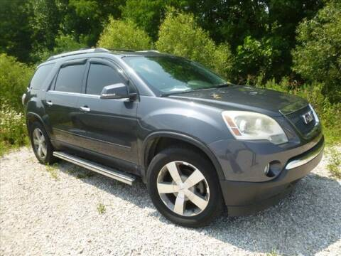 2011 GMC Acadia for sale at Gillie Hyde Auto Group in Glasgow KY