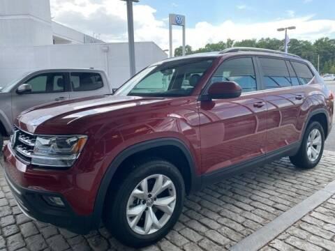2018 Volkswagen Atlas for sale at Southern Auto Solutions-Jim Ellis Volkswagen Atlan in Marietta GA