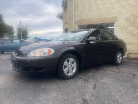 2008 Chevrolet Impala for sale at Strong Automotive in Watertown WI