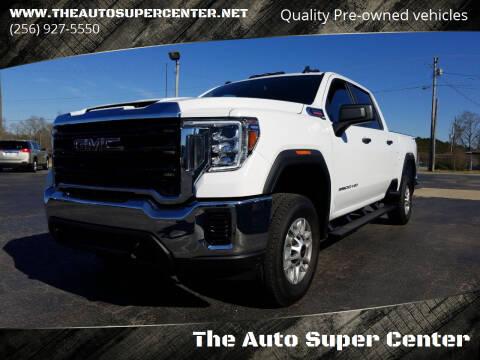 2021 GMC Sierra 2500HD for sale at The Auto Super Center in Centre AL