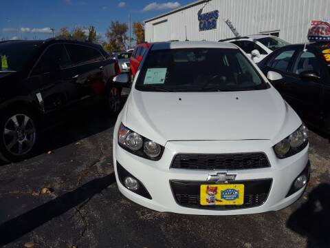 2015 Chevrolet Sonic for sale at Carson's Cars in Milwaukee WI