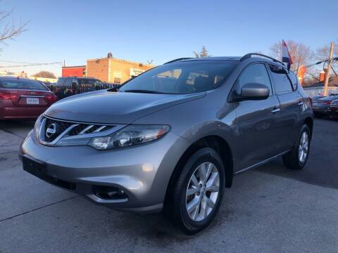 2011 Nissan Murano for sale at Crestwood Auto Center in Richmond VA