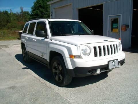 2013 Jeep Patriot for sale at Castleton Motors LLC in Castleton VT