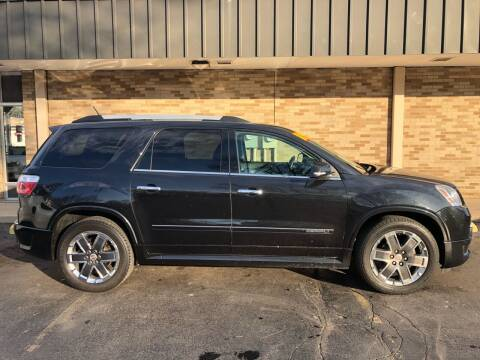 2011 GMC Acadia for sale at Arandas Auto Sales in Milwaukee WI