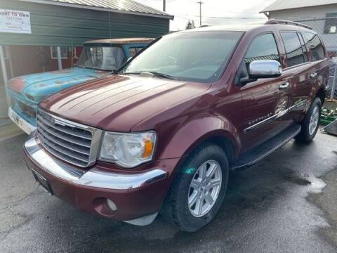 2007 Chrysler Aspen for sale at MILLENNIUM MOTORS INC in Monroe WA
