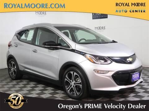2017 Chevrolet Bolt EV for sale at Royal Moore Custom Finance in Hillsboro OR