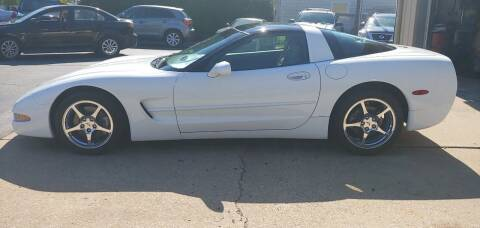 1998 Chevrolet Corvette for sale at PEKARSKE AUTOMOTIVE INC in Two Rivers WI