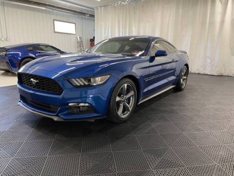 2017 Ford Mustang for sale at Monster Motors in Michigan Center MI